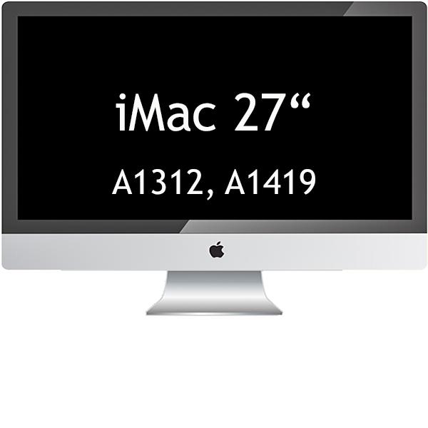 """iMac 27"""" Reparatur"""